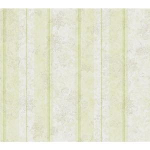 Magnolia Silhouette Stripe Wallpaper WB5466