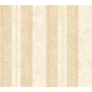 Magnolia Silhouette Stripe Wallpaper WB5467
