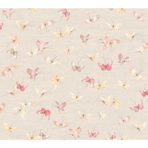 Textural Butterflies Wallpaper WB5479