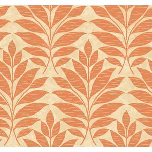 Textural Leaf Wallpaper WB5490