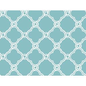 Open Trellis Wallpaper WB5507