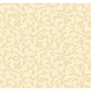 Candice Olson Sand Ironwork Wallpaper CO2049
