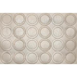 Candice Olson Embroidered Circles Wallpaper SN1378