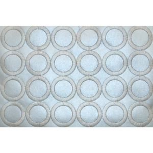 Candice Olson Embroidered Circles Wallpaper SN1379