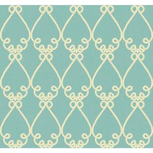 Galt Embroidery Wallpaper WM2532