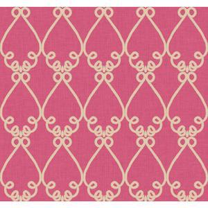 Galt Embroidery Wallpaper WM2533