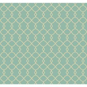 Chippendale Fret Wallpaper WM2572