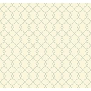 Chippendale Fret Wallpaper WM2576