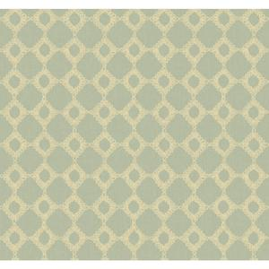 Keswick Ribbon Wallpaper WL8609