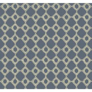 Keswick Ribbon Wallpaper WL8612
