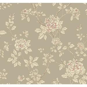 Chinese Peony Wallpaper WL8616