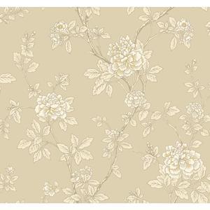 Chinese Peony Wallpaper WL8618