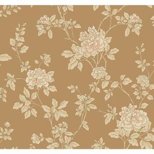Chinese Peony Wallpaper WL8620