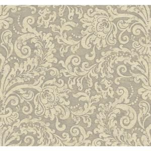 Albemarle Damask Wallpaper WL8640