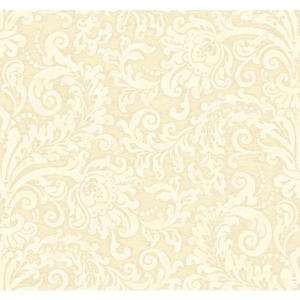 Albemarle Damask Wallpaper WL8645