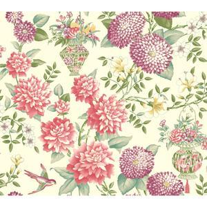 Lightfoot Garden Wallpaper WL8656