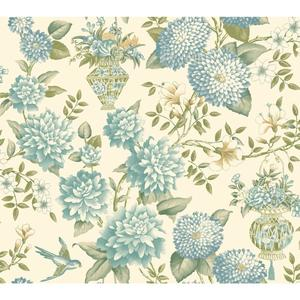 Lightfoot Garden Wallpaper WL8657