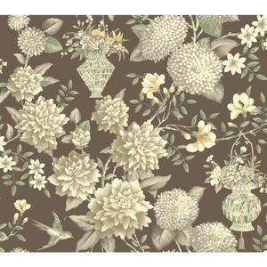 Lightfoot Garden Wallpaper WL8658