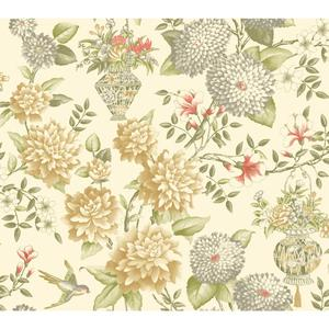 Lightfoot Garden Wallpaper WL8659