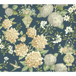 Lightfoot Garden Wallpaper WL8660