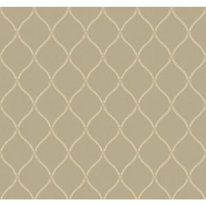Deane Embroidery Wallpaper WL8666