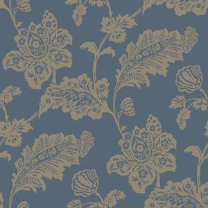 Everard Damask Wallpaper WL8684
