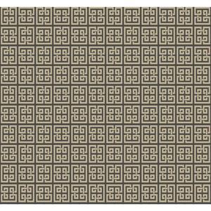 Palace Fret Wallpaper WL8698