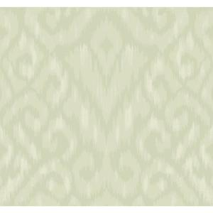Thompson Ikat Wallpaper WL8705