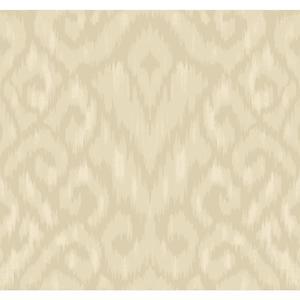 Thompson Ikat Wallpaper WL8706