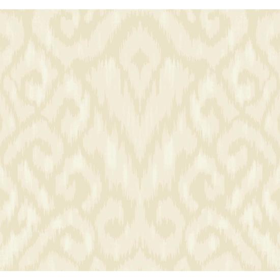 Thompson Ikat Wallpaper WL8707