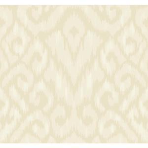 Thompson Ikat Wallpaper WL8707
