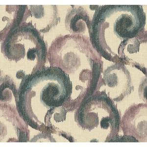 Candice Olson Arabesque Wallpaper CN2188