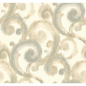 Candice Olson Arabesque Wallpaper CN2189