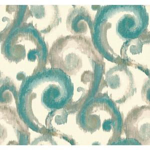 Candice Olson Arabesque Wallpaper CN2190