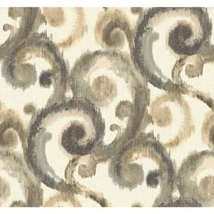 Candice Olson Arabesque Wallpaper CN2191
