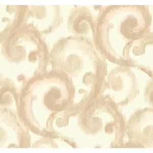 Candice Olson Arabesque Wallpaper CN2192
