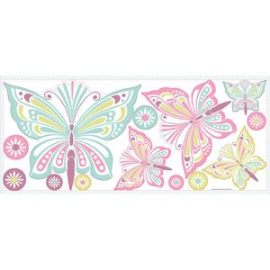 Waverly Butterfly Gnt Wall Decals RMK3040TB