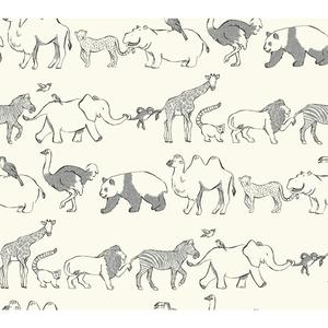 Congo Line Wallpaper WK6724