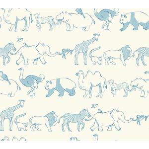 Congo Line Wallpaper WK6725