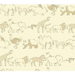 Congo Line Wallpaper WK6726