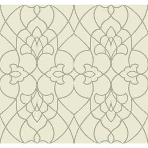 Candice Olson Dotted Pirouette Wallpaper DN3733