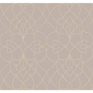Candice Olson Dotted Pirouette Wallpaper DN3734