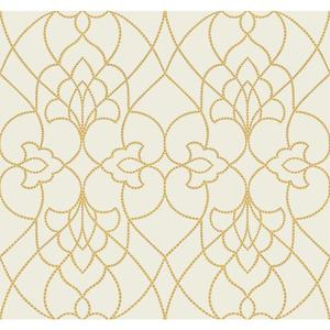 Candice Olson Dotted Pirouette Wallpaper DN3736