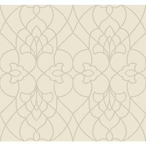 Candice Olson Dotted Pirouette Wallpaper DN3737
