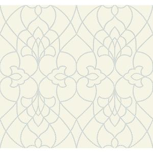 Candice Olson Dotted Pirouette Wallpaper DN3738