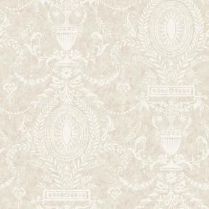 Neoclassical Urn Wallpaper AM8600