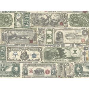 Money Wallpaper AM8740