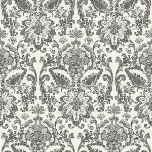 Floral Damask Wallpaper AM8752