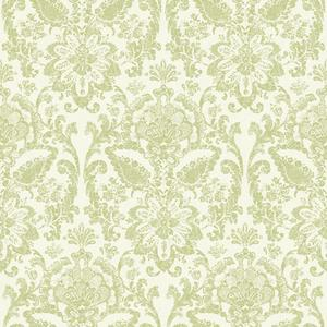 Floral Damask Wallpaper AM8753
