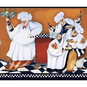 Chef's A Cookin Border BG1680BD
